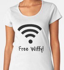 Bobby Wiffy Women's Premium T-Shirt
