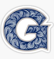 Georgetown University  Sticker