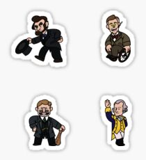 Presidents Sticker