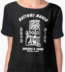 hattori hanzo3 Women's Chiffon Top