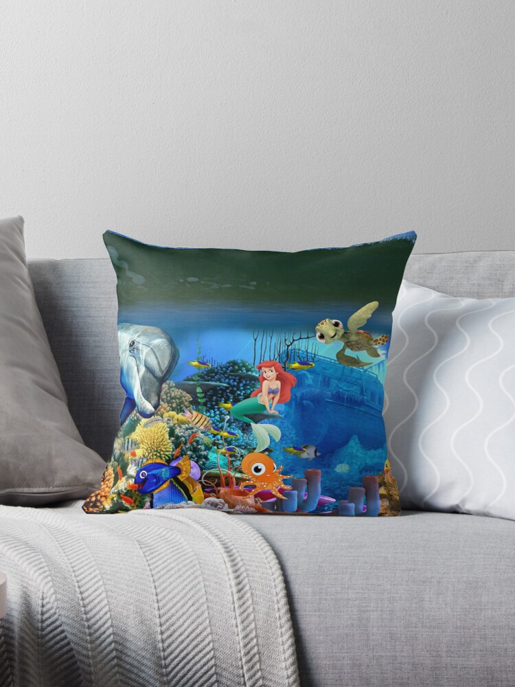 WOULD YOU LIKE TO BE, UNDER THE SEA. WITH ME by Barbara  Jean