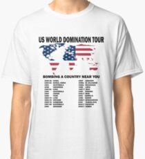 US World Domination Classic T-Shirt