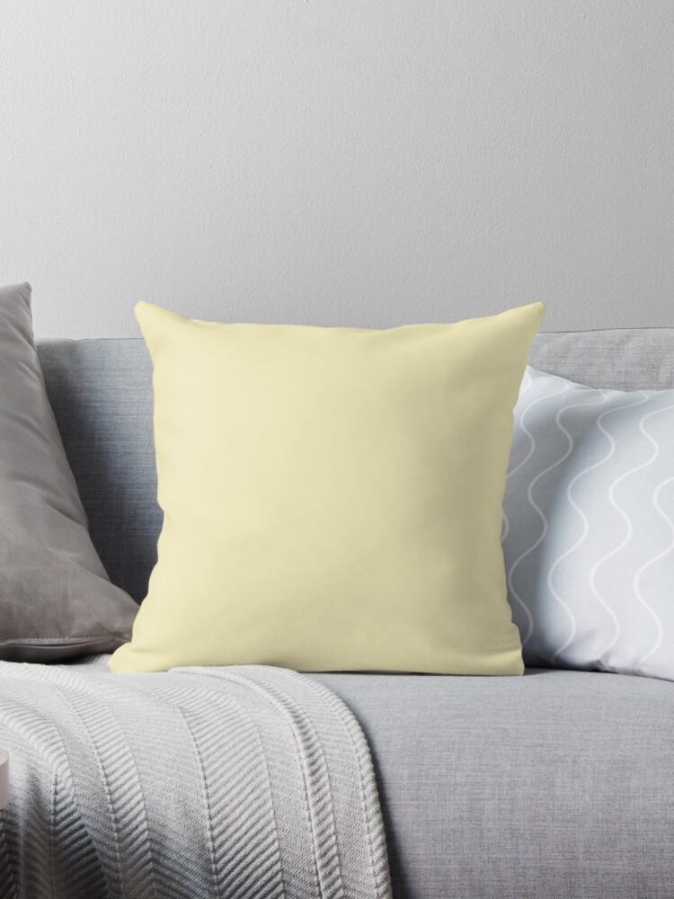 Beautiful Cushions/ Plain Blond by ozcushions