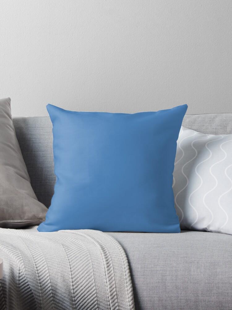 Beautiful Cushions/400 colours cheap  Plain Cyan-blue azure by ozcushions