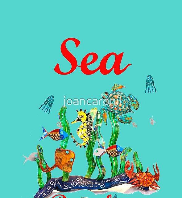 Ocean - Sea Recycling by joancaronil