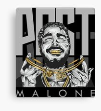 post malone Canvas Print
