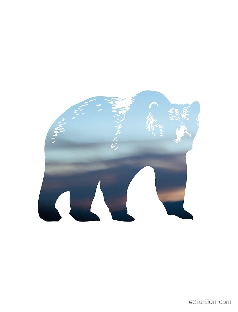 wild cascadia - bear by extortion-com