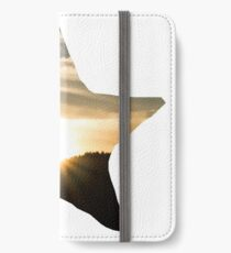 wild cascadia - star iPhone Wallet/Case/Skin