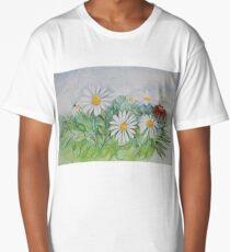 Daisies Long T-Shirt