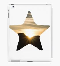 wild cascadia - star iPad Case/Skin