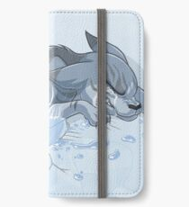 It's His Time, Not Yours iPhone Wallet/Case/Skin