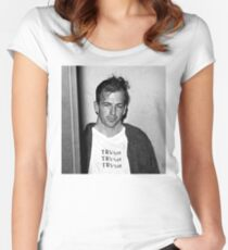 LEE HARVEY OSWALD (TRVSH) Women's Fitted Scoop T-Shirt