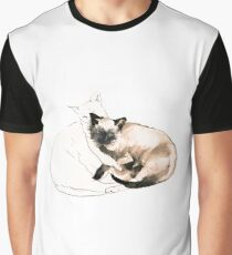 Chinky and Chang  Graphic T-Shirt