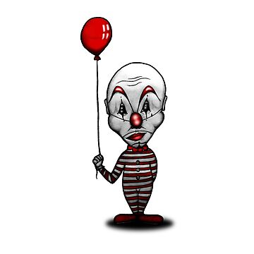 Balloon Clown by ogfx