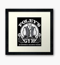 gym Framed Print