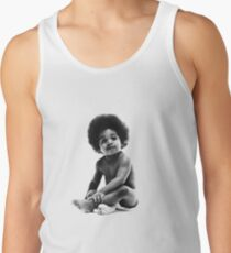 Ready to Die Notorious BIG replica baby print Tank Top
