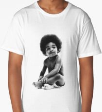 Ready to Die Notorious BIG replica baby print Long T-Shirt