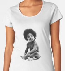 Ready to Die Notorious BIG replica baby print Women's Premium T-Shirt