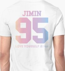 Bangtan Boys (BTS) Jimin 'Love Yourself' T-Shirt