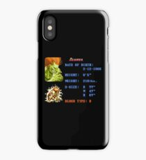 Electric Stats  iPhone Case