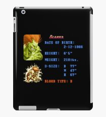 Electric Stats  iPad Case/Skin