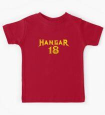 Hangar 18 Kids Tee
