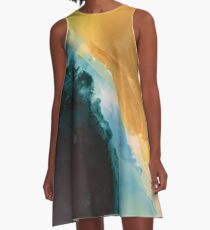 The Beach A-Line Dress