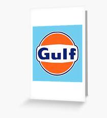 Gulf Greeting Card