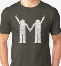 Stay togehter and ROCK! Gay Grunch T-Shirt