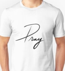 scripted- Pray Unisex T-Shirt