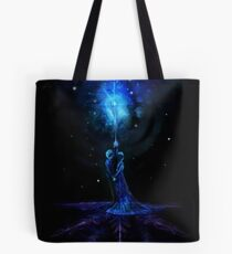 The cold never bothered us anyway Tote Bag