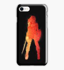 Fire Woman iPhone Case/Skin