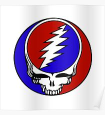 GD - Steal Your Face Poster