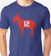 Goat Tom Brady T-Shirt