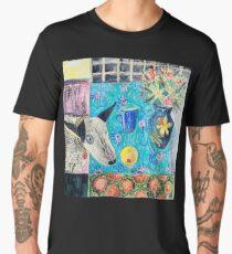 Frida and fruit 3 Men's Premium T-Shirt