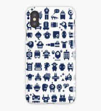 Roboposter iPhone Case/Skin