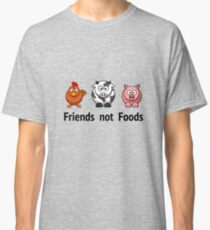Veg animals' lover Classic T-Shirt