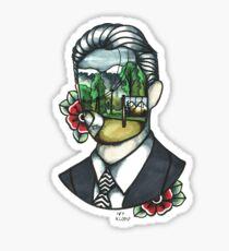 Cooper - Twin Peaks Sticker