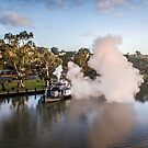 Ps Oscar All steamed out by Dave  Hartley