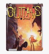 Outlaws iPad Case/Skin