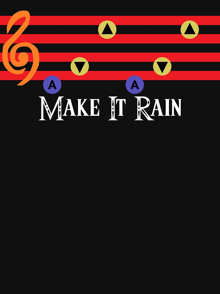 Lass es regnen von TheManorexic