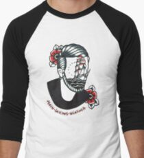 Plain Sailing Weather Men's Baseball ¾ T-Shirt