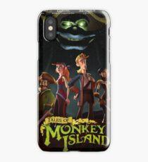 Monkey Island 5  iPhone Case/Skin