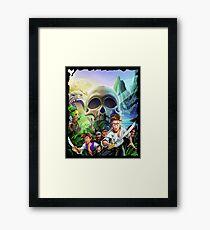 Monkey Island Special Edition Framed Print