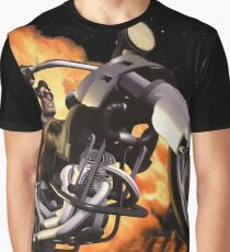 Full Throttle Graphic T-Shirt