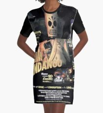 Grim Fandango Graphic T-Shirt Dress