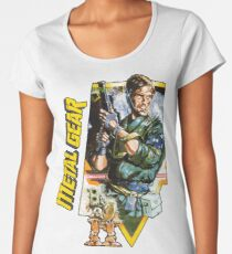Metal Gear Women's Premium T-Shirt