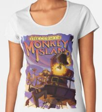 Monkey Island 3 Women's Premium T-Shirt