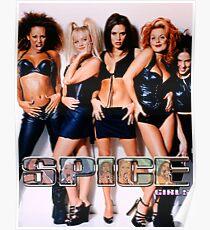 SPICE GIRLS 1 Poster