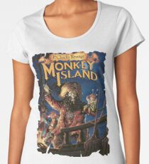 Monkey Island 2 Women's Premium T-Shirt